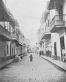 1898 street San Juan Porto Rico by James D Dewell.png