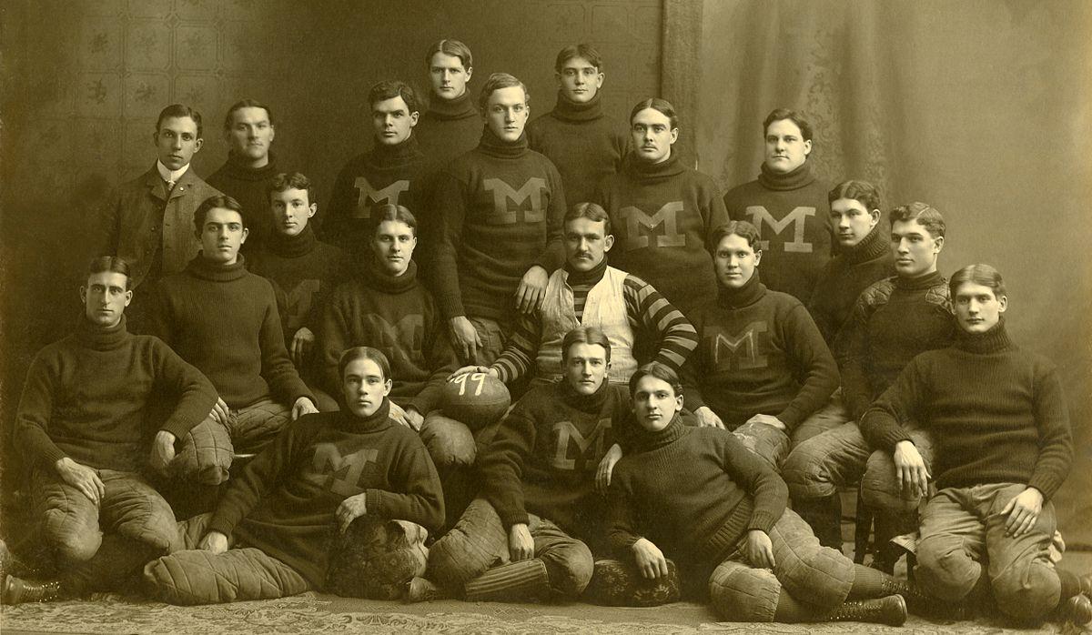 1899 Michigan Wolverines football team - Wikipedia