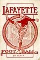 1921 Pitt at Lafayette football game program.jpg