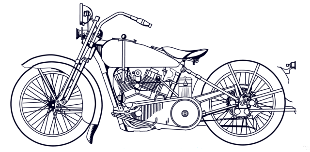 Image Result For Coloring Pages Motorcycles