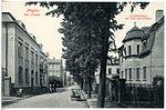 19283-Mügeln-1915-Lindenstraße mit Post und Schule-Brück & Sohn Kunstverlag.jpg