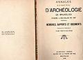 1935 Annales Soc. Arch. Brux. 39 et marque typographiqe impr. Ballieu.jpg