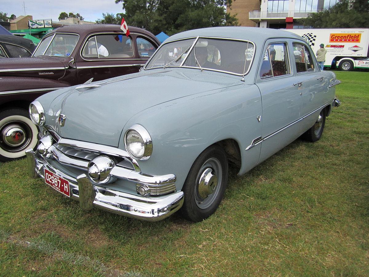 Ford Custom Wikipedia