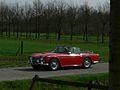 1966 Triumph TR4A (9027552666).jpg