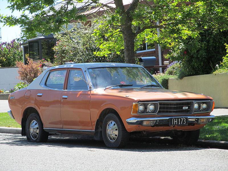 Datsun Car Show