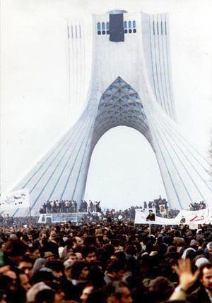 1970s - 1979 Iranian Revolution