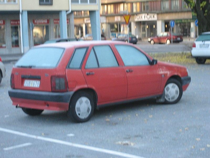 Rank Fiat Car Pictures 1990 Fiat Uno