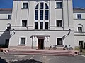 1 Rákóczi Road, High School entry, 2020 Sárospatak.jpg