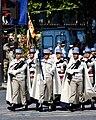 1st Spahis standard guard Bastille Day 2008.jpg