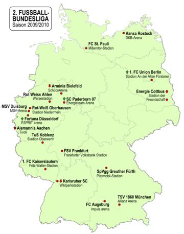 2. Fussball-Bundesliga 2009-10