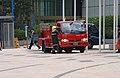 2005년 5월 9일 서울특별시 강남구 코엑스 재난대비 긴급구조 종합훈련 리허설 DSC 0065.JPG