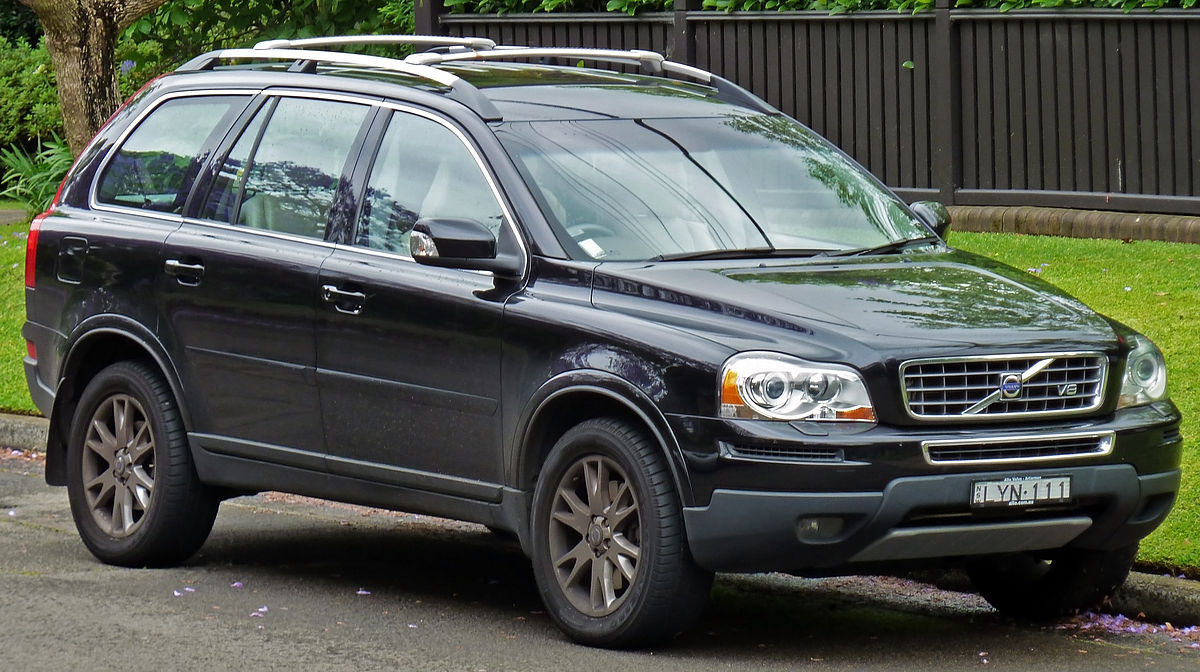 Volvo Xc90 Wikipedia