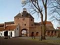 2007-03-11 13.31 Harderwijk, stadspoort aan kant van Veluwemeer foto1.JPG