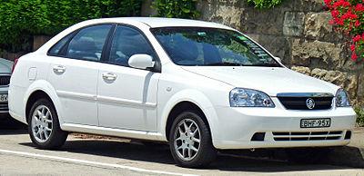 Daewoo Lacetti  Wikiwand