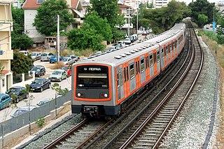 Line 1 (Athens Metro) Line 1 of Athens Metro