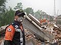 2008년 중앙119구조단 중국 쓰촨성 대지진 국제 출동(四川省 大地震, 사천성 대지진) IMG 1577.JPG