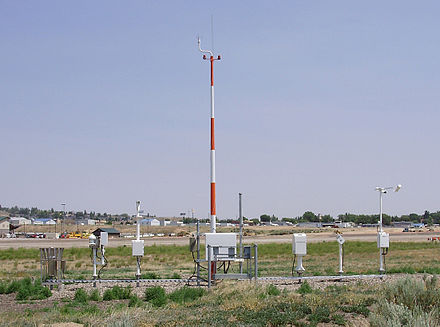 An Automated Surface Observing System (ASOS). 2008-07-01 Elko ASOS viewed from the south cropped.jpg