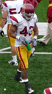 Kaluka Maiava American football player