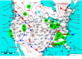 2009-02-14 Surface Weather Map NOAA.png
