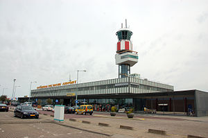 Rotterdam The Hague Airport - Image: 2010 05 16 rotterdam by Ralf R 02