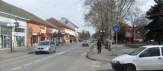 Bačka Topola Town and municipality in Vojvodina, Serbia
