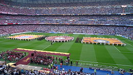 2010 Champions League Final opening ceremony.jpg