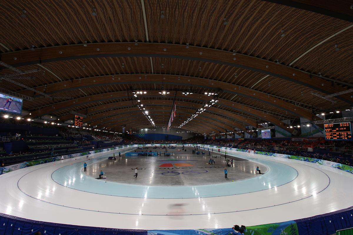 richmond olympic oval wikipedia