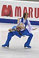 2010 World Figure Skating Championships Dance - Lucie MYSLIVECKOVA - Matej NOVAK - 2741A.jpg