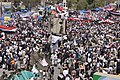 2011–2012 Yemeni revolution (from Al Jazeera) - 20110301-14.jpg