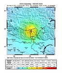 2011-Sikkim earthquake Shakemap.jpg