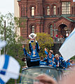 2011 IIHF World Championship gold medal celebrations in Helsinki3.jpg