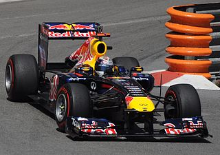 Red Bull RB7 racing automobile