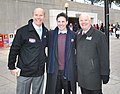 2012-11-05 Ben Cardin at Shady Grove Metro 196 (8165654187).jpg