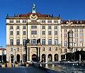 20121011070DR Dresden Altmarkt Haus Altmarkt + Wasserspiele.jpg