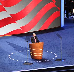 Walter H. Dalton - Dalton speaking at the 2012 Democratic National Convention