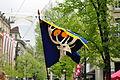 2012 Sechseläuten - Gesellschaft zu Fraumünster - Flagge 2012-04-16 14-46-22.JPG