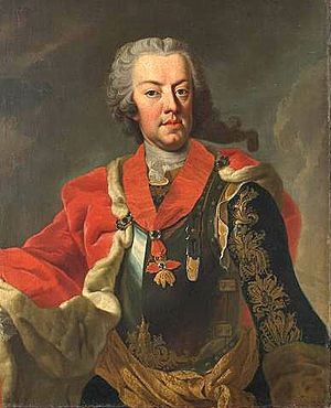 War of the Austrian Succession - Prince Charles Alexander of Lorraine