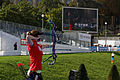 2013 FITA Archery World Cup - Women's individual compound - Final - 16.jpg