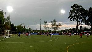 2014–15 Women's FIH Hockey World League Round 2 - Uruguay-Mexico match
