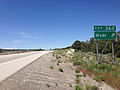 2014-06-11 12 34 02 Sign for Exit 360 along westbound Interstate 80 and northbound Alternate U.S. Route 93 in Moor, Nevada.JPG