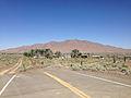 2014-06-12 09 52 10 View of Winnemucca Mountain from the east end of Nevada State Route 794 (East Winnemucca Boulevard) in Winnemucca, Nevada.JPG