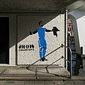 20140522 Graffiti Oosterhavenbrug Oosterkade Groningen NL.jpg
