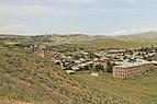 2014 Erywań, Erebuni, Widok z twierdzy Erebuni (07).jpg