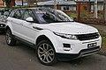 2014 Land Rover Range Rover Evoque (L538 MY15) SD4 Pure Tech 4WD 5-door wagon (2015-08-07) 01.jpg