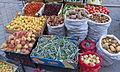 2014 Prowincja Szirak, Giumri, Owoce i warzywa.jpg