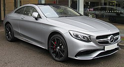 2015 Mercedes-Benz S63 AMG Coupe Automatic 5.5 Front.jpg
