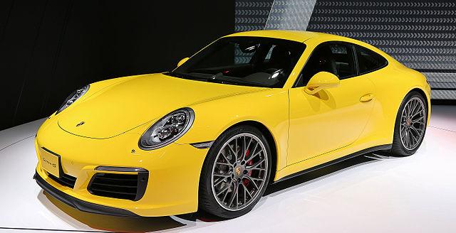 Porsche 911 Carrera 4S (991.2)