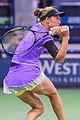 2015 US Open Tennis - Qualies - Kateryna Bondarenko (UKR) (6) def. Ipek Soylu (TUR) (21335068041).jpg