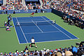 2015 US Open Tennis - Tournament - Richard Gasquet (FRA) (12) def. Bernard Tomic (AUS) (24) (21005280588).jpg