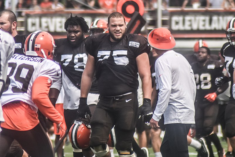 File:2016 Cleveland Browns Training Camp (28074809844).jpg